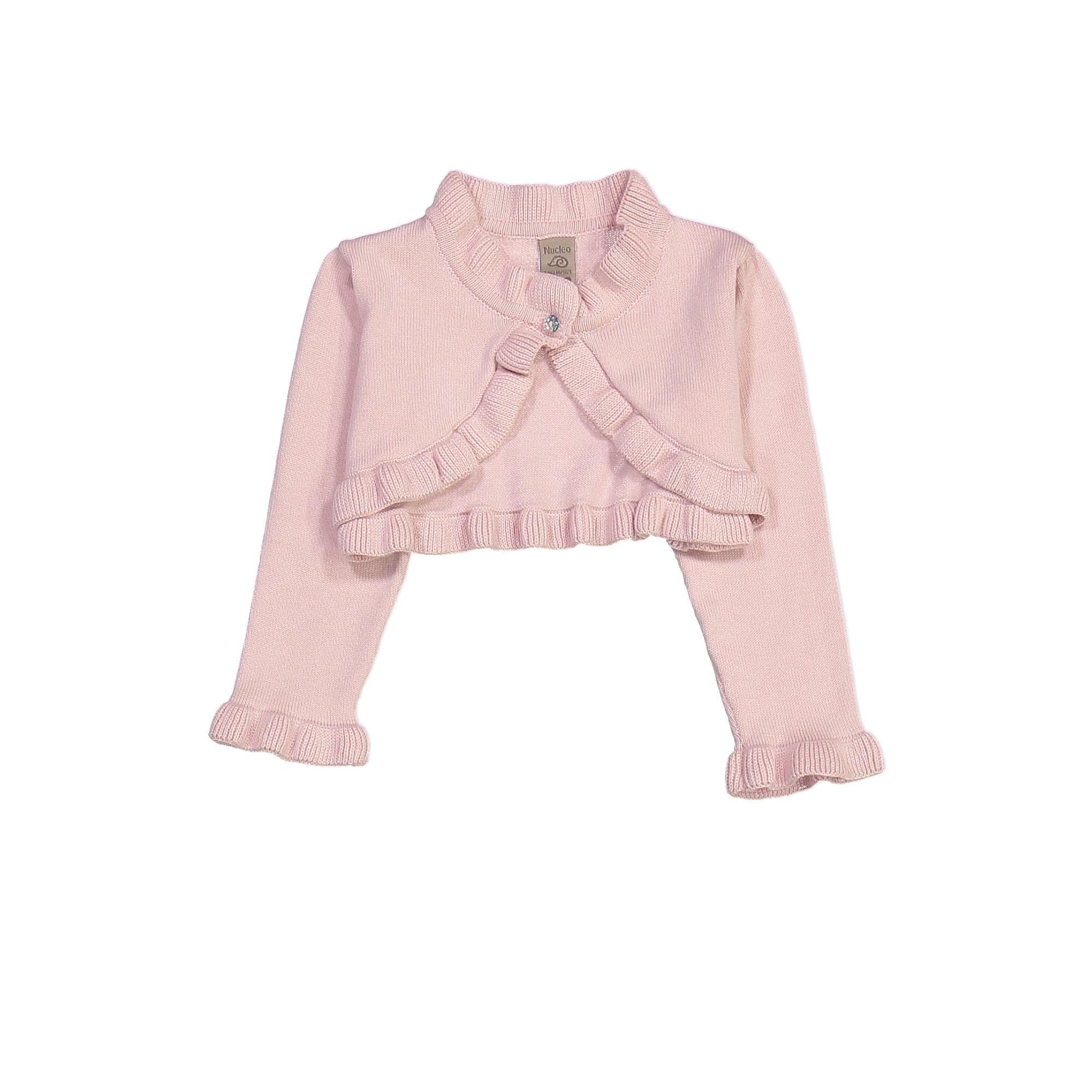 wholesale dealer 37020 f8128 Coprispalle in tricot color cipria - Promo Bambina ...