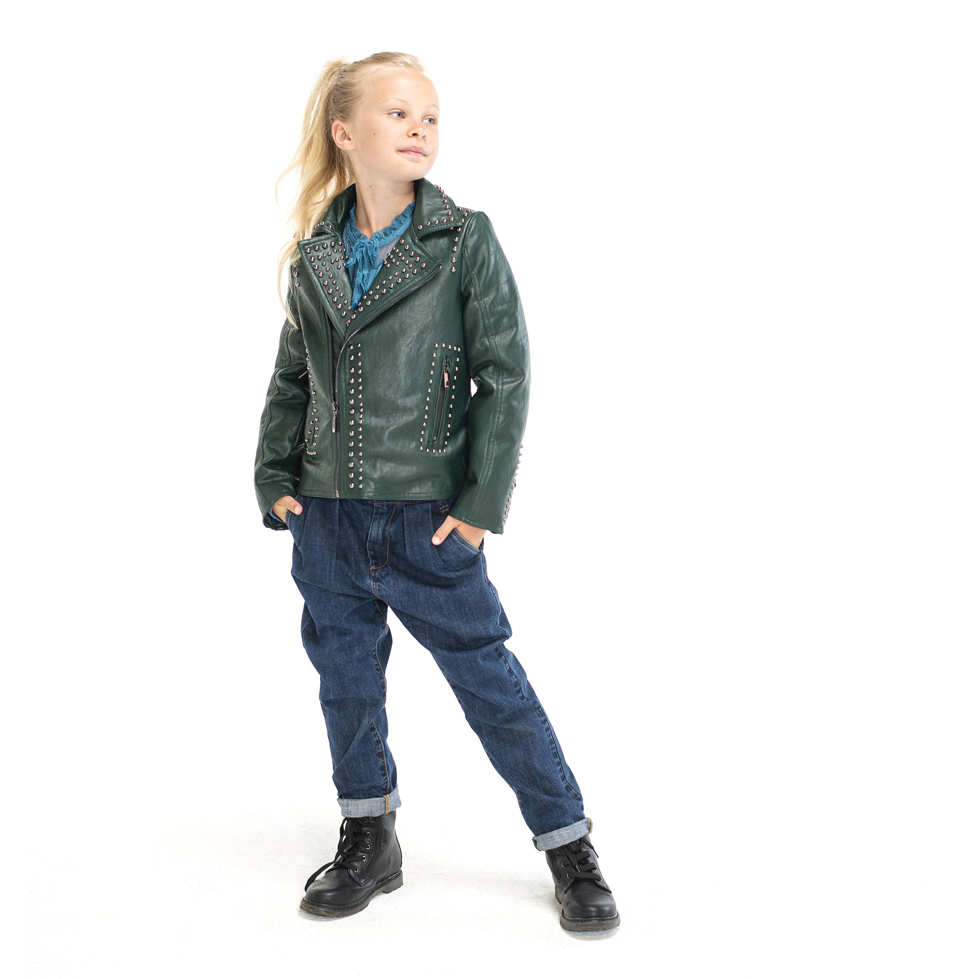 los angeles 4ad5f 713b2 Giubbotti e giacche Bambina 3-16 Anni   Nucleo Kids Shop